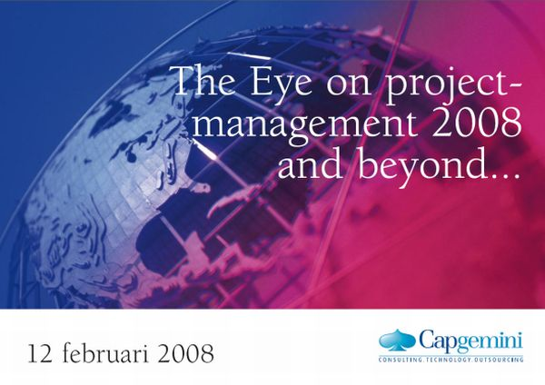 Eye on Project Management: 2008 and beyond...