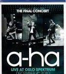 A-ha blu-ray Ending on a High Note The Final Concert