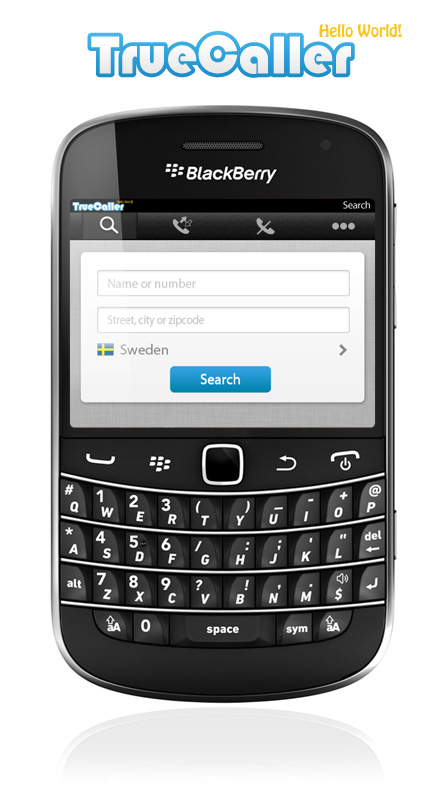 BlackBerry updates maart 2012