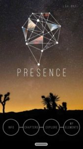 presence app andy hunter